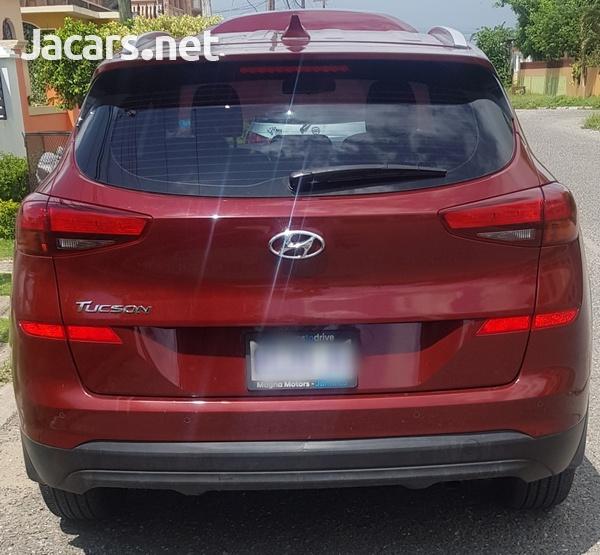 Hyundai Tucson 2,0L 2020-3