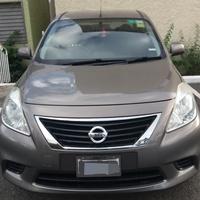 Nissan Versa 1,5L 2014