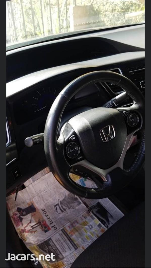 Honda Civic 1,8L 2013-5