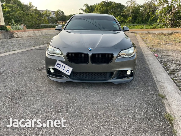 BMW 5-Series 2,0L 2014-1
