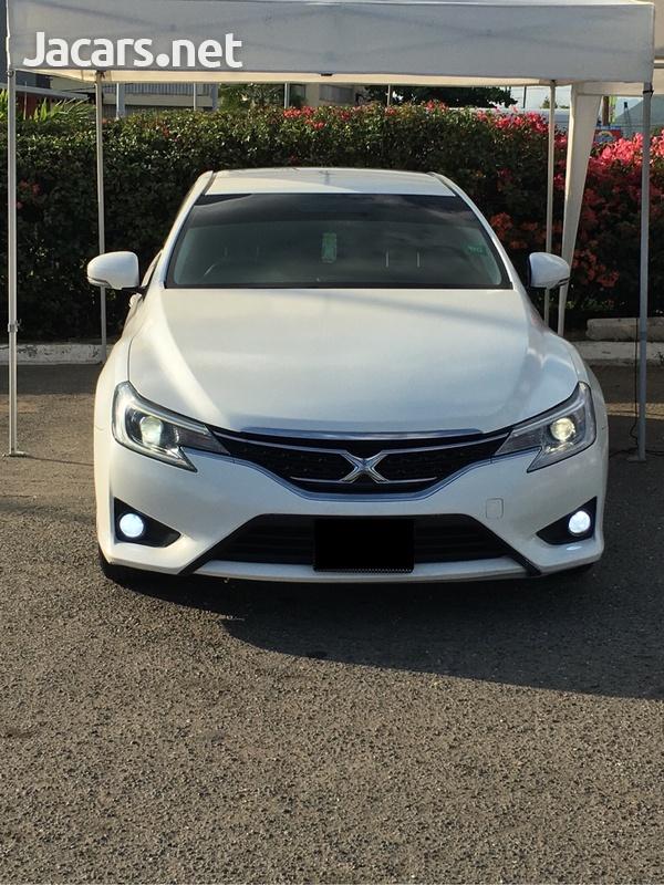 Toyota Mark X 2,5L 2014-1