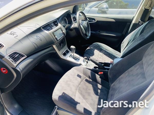 Nissan Sylphy 1,8L 2016-4