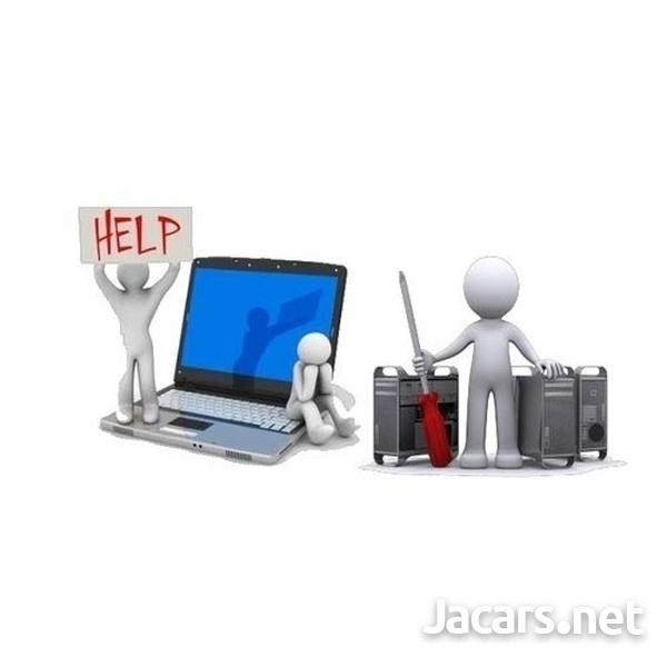 Mobile Computer Repair + Networking