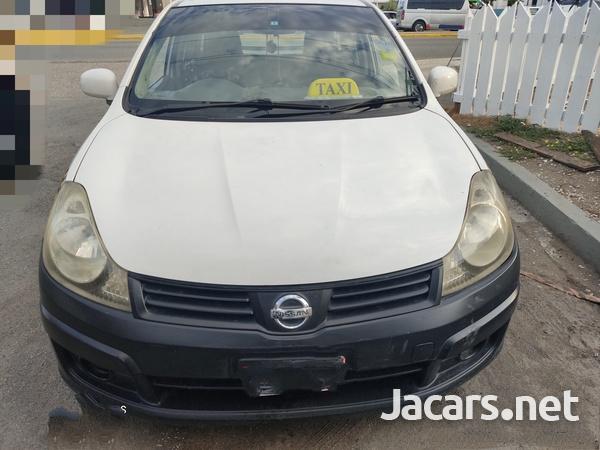 Nissan AD Wagon 1,5L 2011-1
