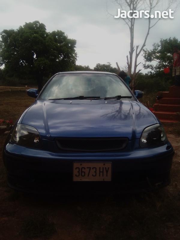 Honda Civic 1,5L 1997-5
