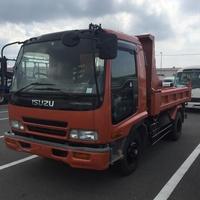 2004 Isuzu Forward Dumper Truck