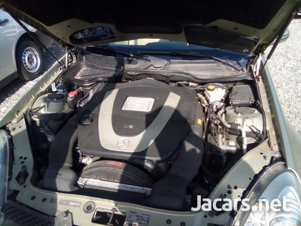 Mercedes-Benz SLK-Class 1,8L 2011-6