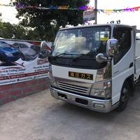 2010 Mitsubishi Fuso Canter Truck