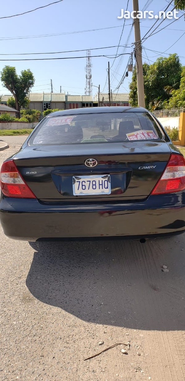Toyota Camry 2,4L 2002-3