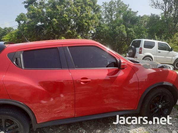 Nissan Juke 1,6L 2015-2