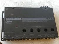 Audio control 4xs crossover