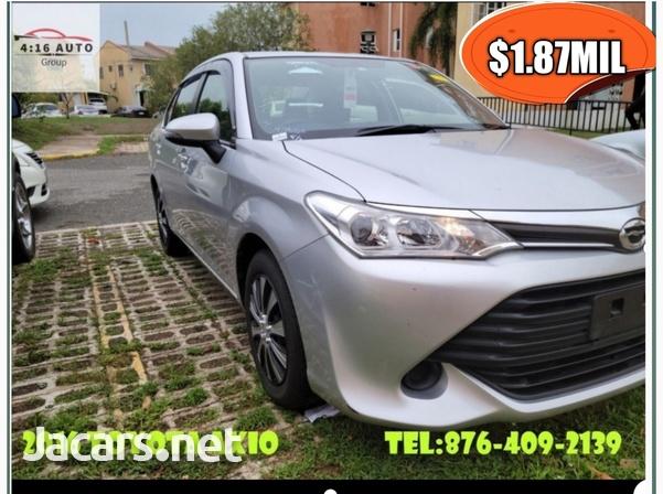 Toyota Axio 1,6L 2016-7