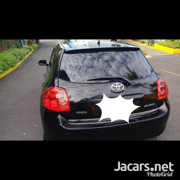 Toyota AURIS 1,6L 2008-2