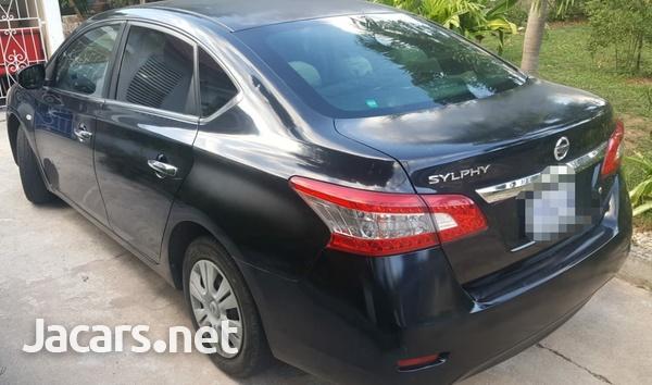 Nissan Sylphy 1,8L 2013-5