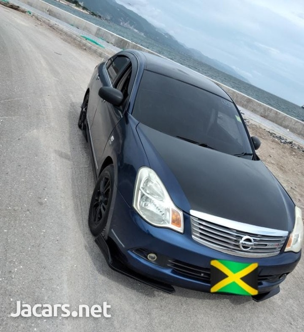 Nissan Sylphy 2,0L 2011-2
