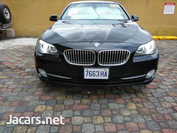 BMW 5-Series 2,9L 2012-11