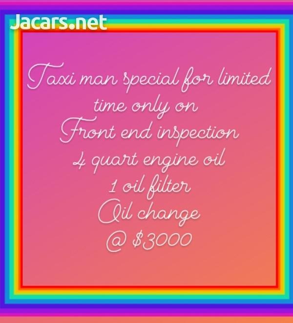 Taxi Man Special
