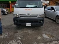 Toyota Hiace Bus 2,5L 2005
