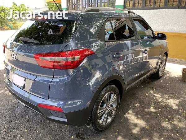 Hyundai Creta 1,6L 2017-2