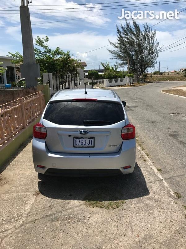 Subaru Impreza 1,6L 2013-5