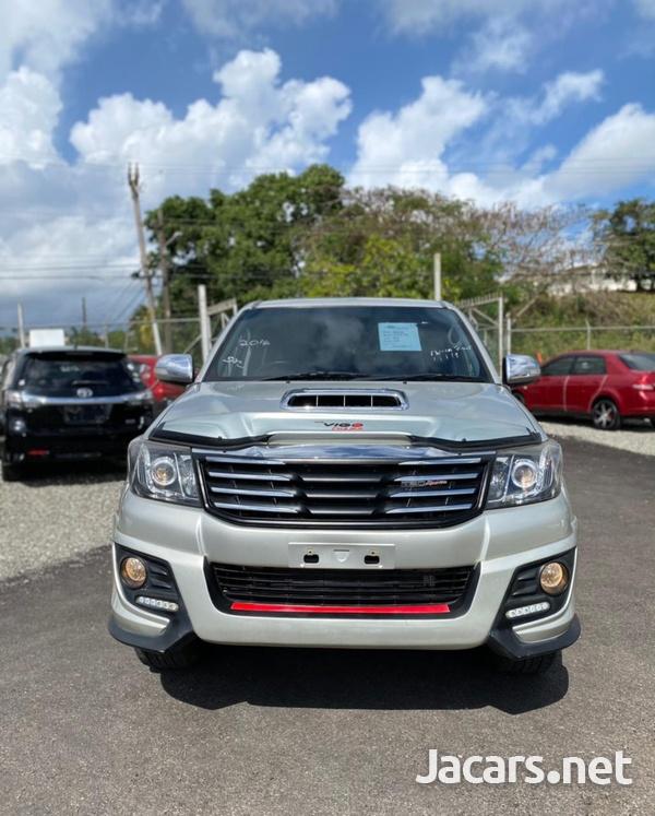 Toyota Hilux 2,5L 2014-1