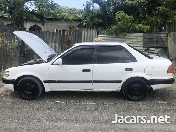 Toyota Corolla 1,5L 1995-4