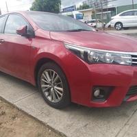 Toyota Corolla Altis 2,1L 2014