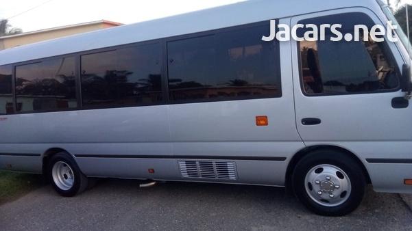 2016 Toyota Coaster Bus-3