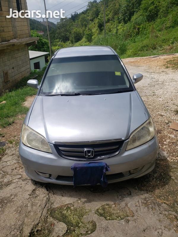 Honda Civic 1,7L 2001-3