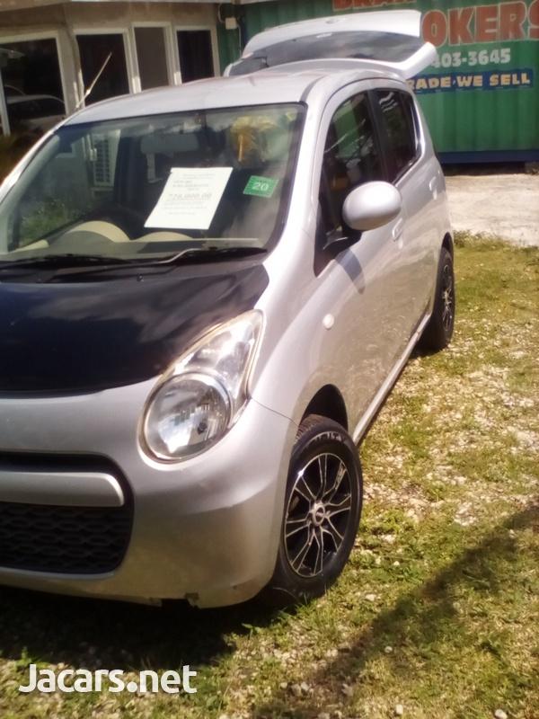 Suzuki Alto 1,0L 2012-6