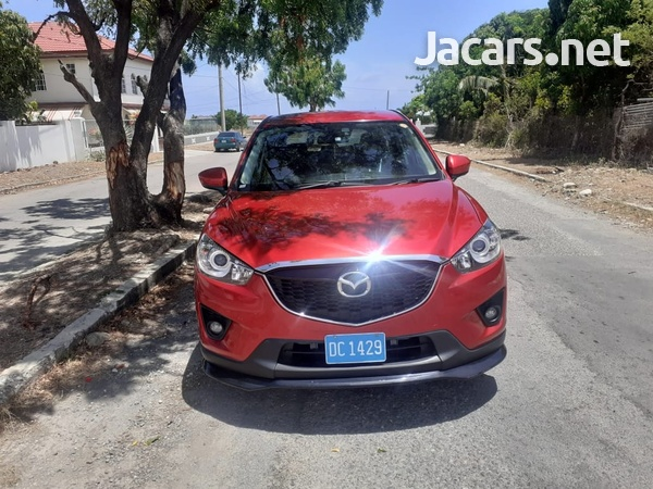 Mazda CX-5 2,0L 2014-1