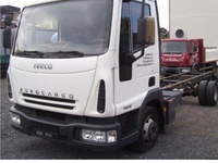 IVECO EUROCARGO CAB CHASSIS SALE 2006