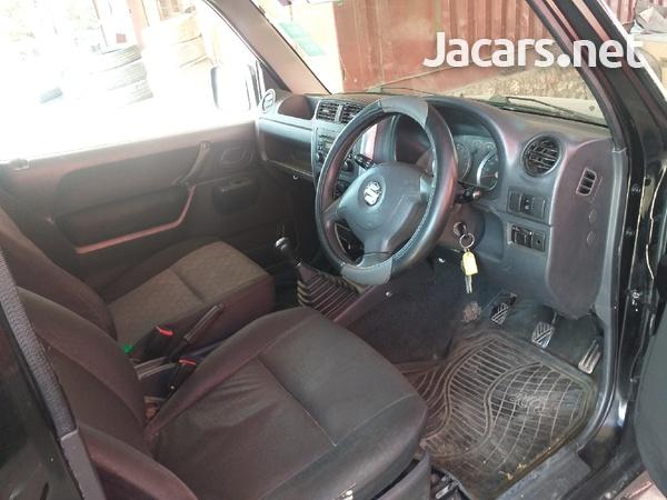 Suzuki Jimny 1,5L 2010-6