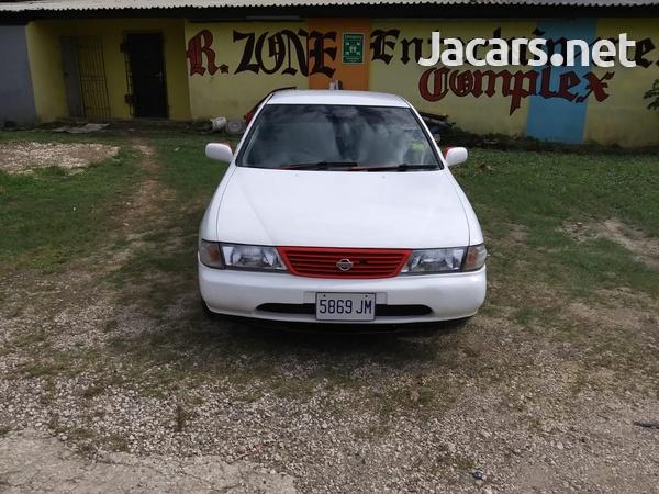 Nissan B14 1,3L 1995-3
