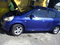 Honda Fit 2,1L 2007