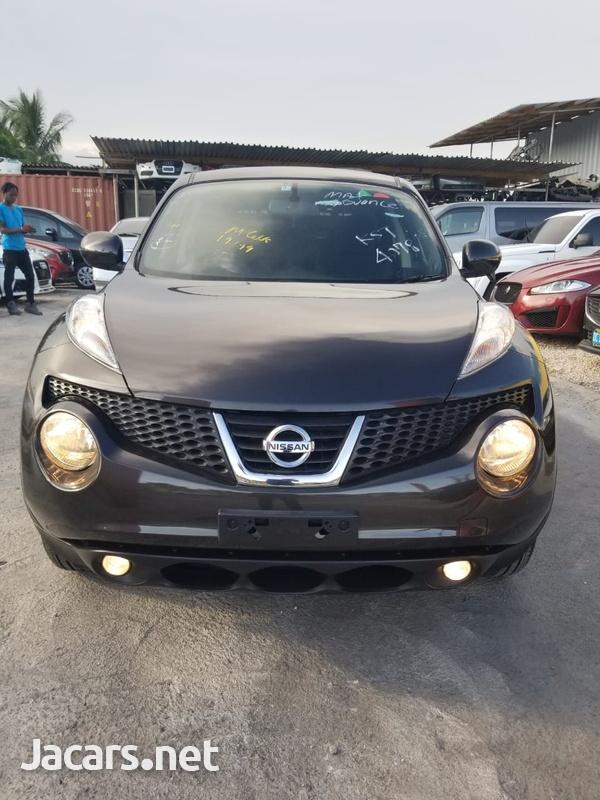 Nissan Juke 1,5L 2014-2