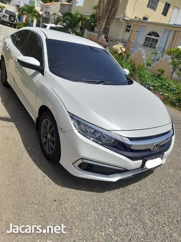 Honda Civic 1,6L 2020-3