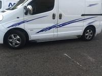 Vauxhall Vivaro 2013