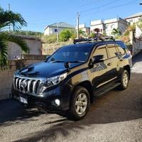 Toyota Land Cruiser Prado 2,7L 2015