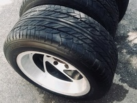4 Brand New Sumitomo 225/50R15 Tyres