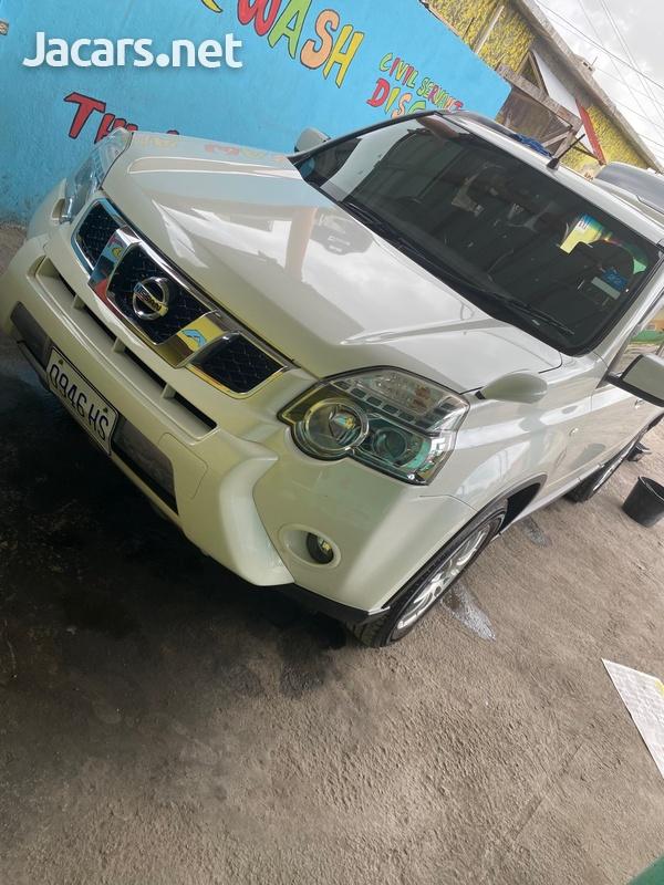 Nissan X-Trail 2,1L 2014-1