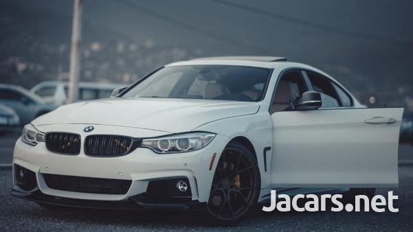 BMW 4-Series 3,0L 2016-1