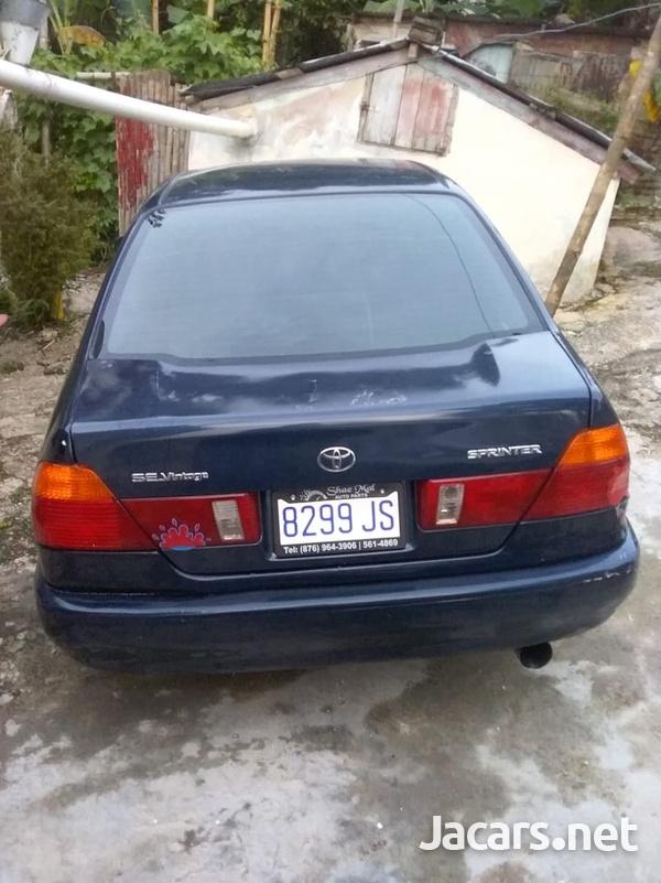 Toyota Sprinter 1,5L 2000-5