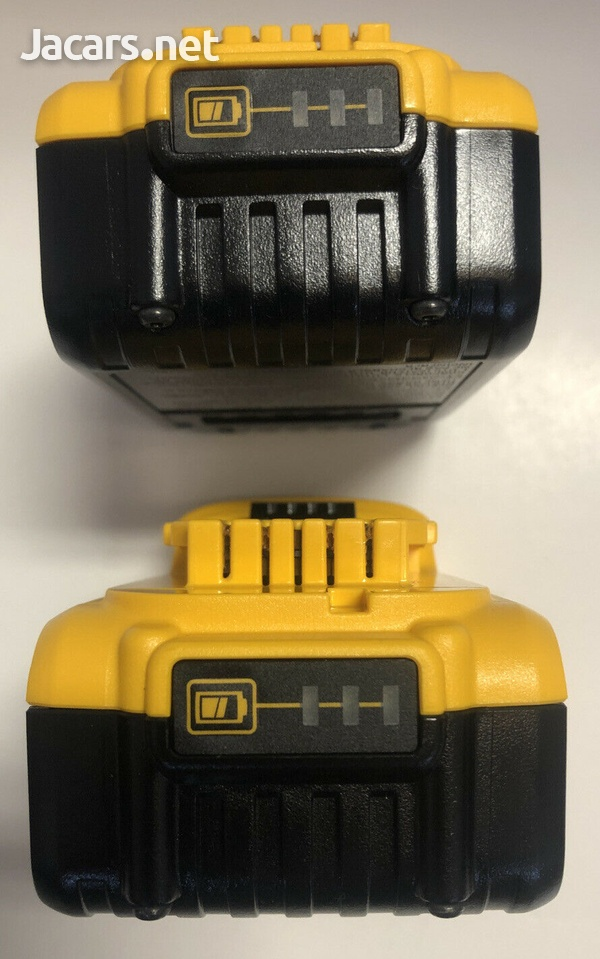 Dewalt 20 Volt 5AH Battery-2