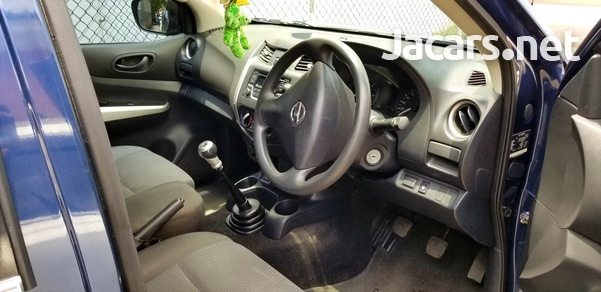 Nissan Frontier 2,4L 2019-2