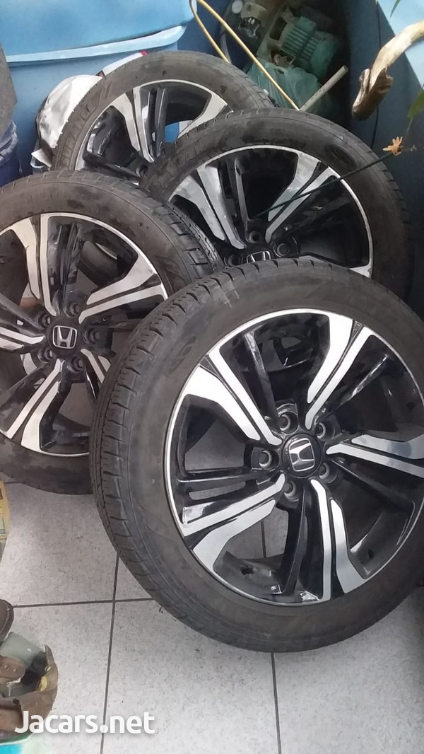 17 Inch Stock touring Rims
