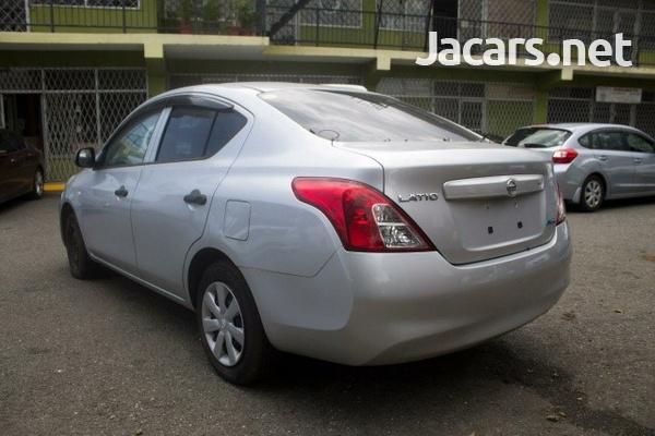 Nissan Latio 1,2L 2013-2