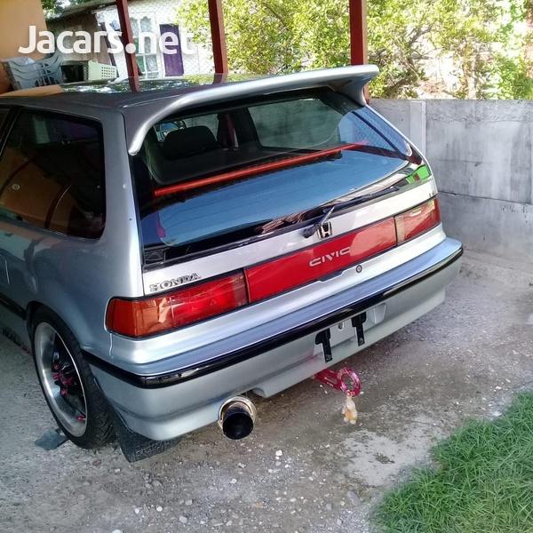 Honda Civic 1,6L 1991-3
