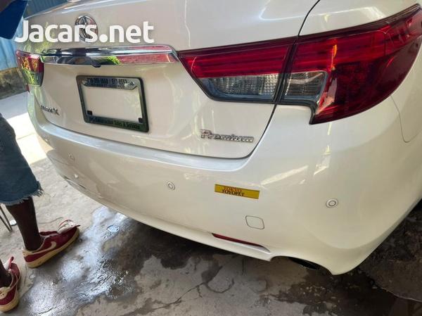 Toyota Mark X 3,5L 2016-6