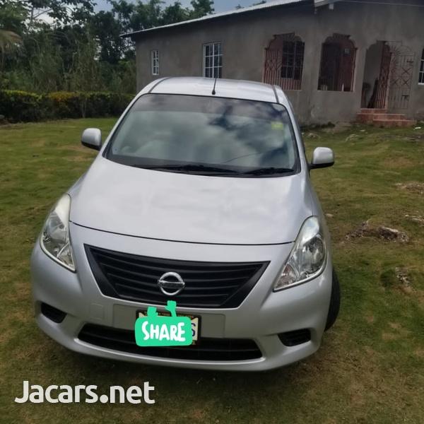Nissan Latio 1,7L 2014-1